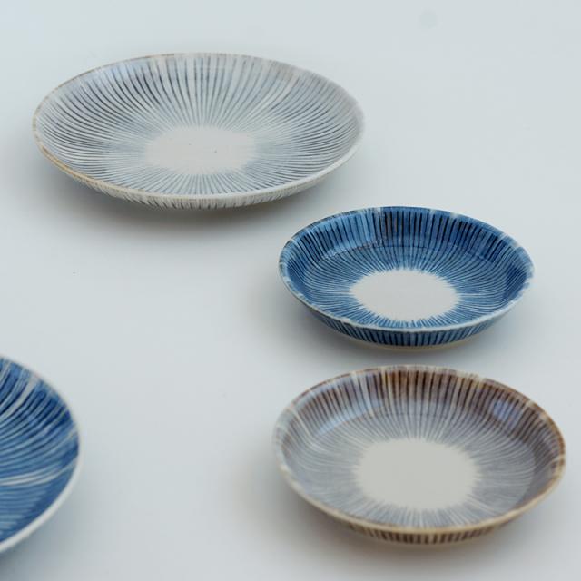 光和陶器オリジナル~十草彫り -とくさぼり-
