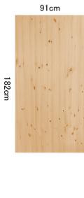 1.9cm厚北欧パイン原板(182cm x 91cm)