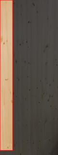 3.0cm厚北欧パイン/長さ 231〜235cm/横幅 〜20cm