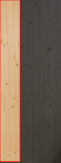 3.0cm厚北欧パイン/長さ 236〜240cm/横幅 26〜30cm