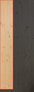 3.0cm厚北欧パイン/長さ 231〜235cm/横幅 31〜35cm