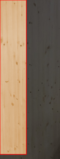 3.0cm厚北欧パイン/長さ 231〜235cm/横幅 36〜40cm