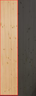 3.0cm厚北欧パイン/長さ 236〜240cm/横幅 41〜45cm