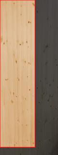 3.0cm厚北欧パイン/長さ 226〜230cm/横幅 51〜55cm