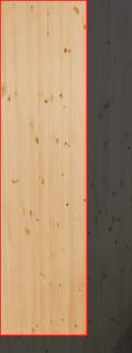 3.0cm厚北欧パイン/長さ 226〜230cm/横幅 56〜60cm