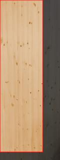 3.0cm厚北欧パイン/長さ 226〜230cm/横幅 61〜65cm