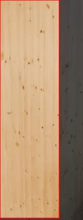 3.0cm厚北欧パイン/長さ 236〜240cm/横幅 61〜65cm