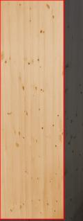 3.0cm厚北欧パイン/長さ 236〜240cm/横幅 66〜70cm