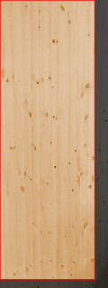 3.0cm厚北欧パイン/長さ 231〜235cm/横幅 76〜80cm