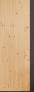 3.0cm厚北欧パイン/長さ 236〜240cm/横幅 76〜80cm
