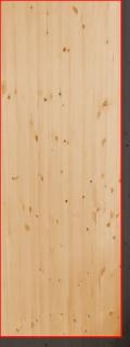 3.0cm厚北欧パイン/長さ 231〜235cm/横幅 81〜85cm