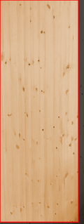 3.0cm厚北欧パイン/長さ 236〜240cm/横幅 81〜85cm