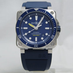 BR03-92 DIVER BLUE ダイバー ブルー