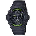 カシオCASIO G-SHOCK Gショック ジーショック 電波 タフソーラー デジタル 腕時計 ブラック AWG-M100SDC-1AJF【国内正規品】