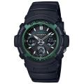 カシオCASIO G-SHOCK Gショック ジーショック タフソーラー 電波腕時計 ファイアー・パッケージ  AWG-M100SF-1A3JR【国内正規品】