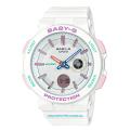 カシオCASIO BABY-G ベビーG レディース 時計 WILDLIFE PROMISING 2019年モデル ライラックニシブッポウソウ BA-255WLP-7AJR【国内正規品】
