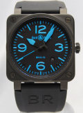 ベル&ロス/BR03-92 BLUE/年間生産500本