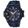 カシオCASIO Gショック ジーショック G-STEEL 電波 ソーラー クロノグラフ メンズ 腕時計 GST-B100XB-2AJF【国内正規品】