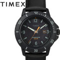 タイメックス TIMEX  GALLATIN SOLAR ガラティンソーラー  ブラック×ブラック TW4B14700正規品【2019NEWモデル】