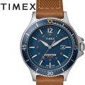 タイメックス TIMEX  RANGER SOLAR レンジャーソーラー ブルー×タン TW4B15000正規品【2019NEWモデル】