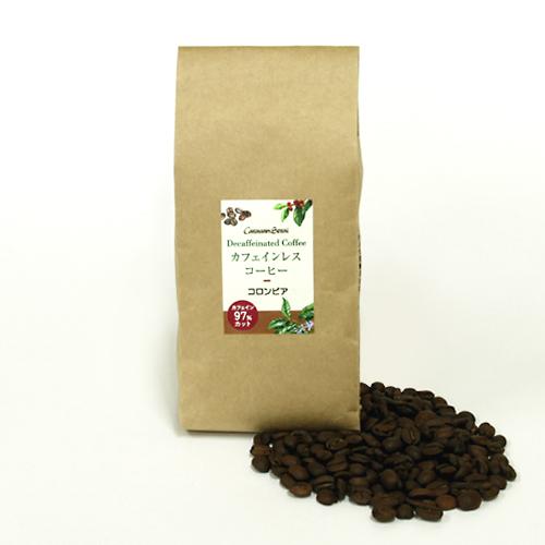 カフェインレスコロンビア