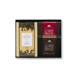 金澤ロワイヤルブランデーケーキ&羊羹2種ギフトセット