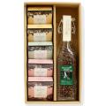 コロンビア・ウィラマリア農園(瓶入り)&金澤ロワイヤルブランデーケーキギフトセット