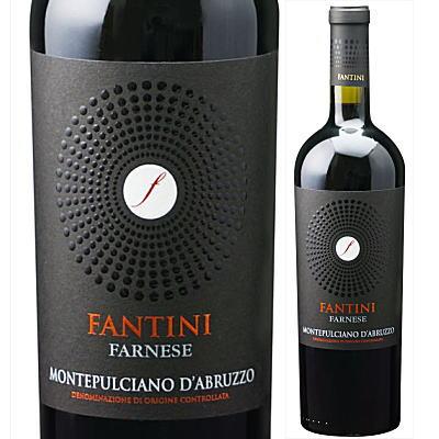 ファンティーニ モンテプルチャーノ・ダブルッツォ ファルネーゼ