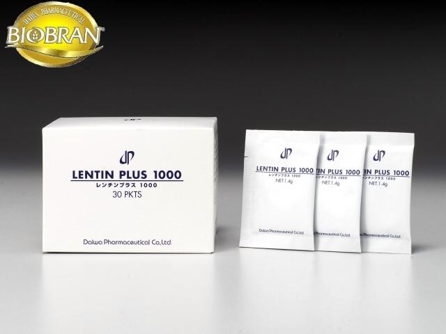 BioBran レンチンプラス 1000 (30包)