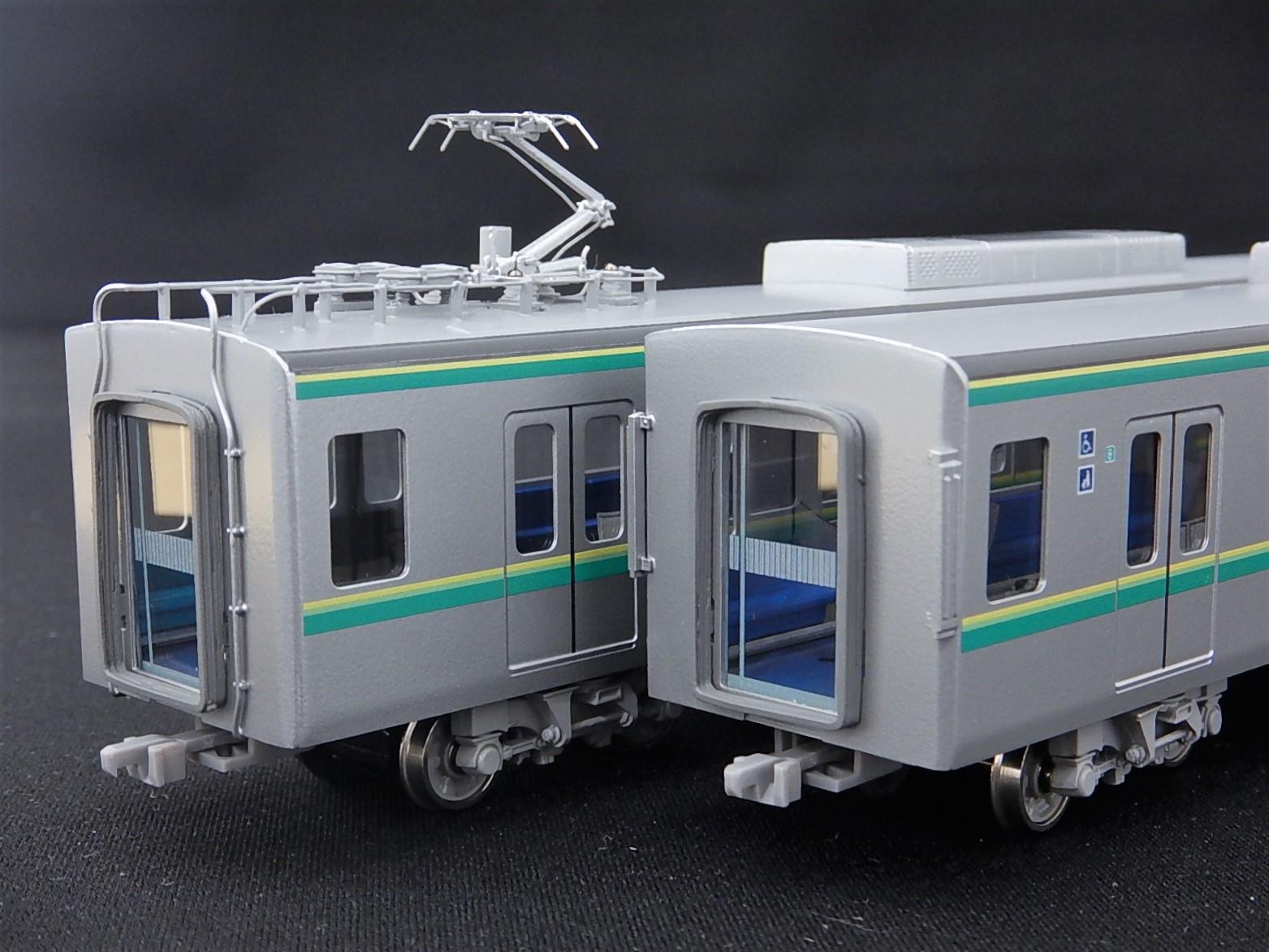 東京メトロ16000系 千代田線 中間2両Cセット