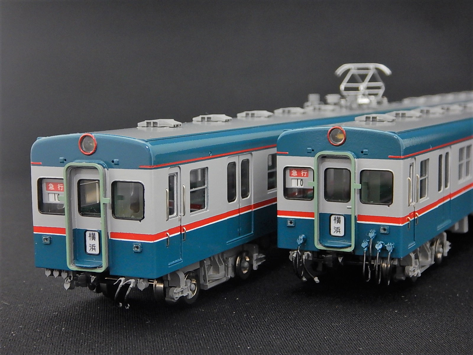相鉄旧6000系 旧塗装 4両Aセット