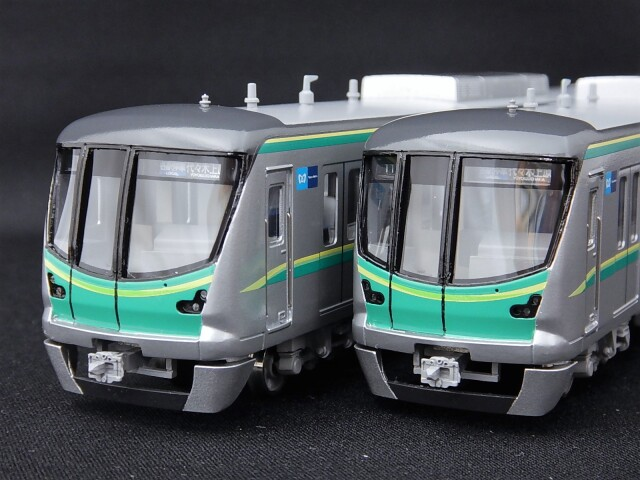 東京メトロ16000系 千代田線 基本4両Aセット