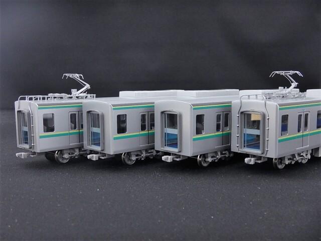 東京メトロ16000系 千代田線 中間4両Bセット
