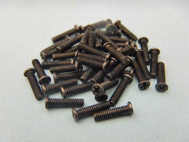 M2.0 ビス 20本入 (2×8mm)