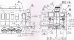 クハ111-300 神戸向 初期型 非冷房キット