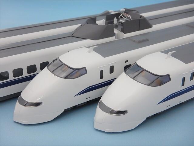 300系新幹線 16両セット