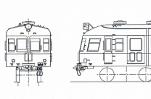 クモハ52 広窓タイプ 飯田線時代4両キット