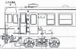 155系 修学旅行用電車 4両Bキット