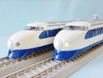 0系新幹線16両セット(NH1~30編成)