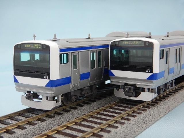 E531系0番台 基本5両セット