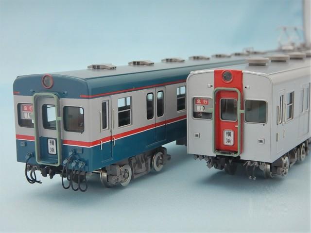 相鉄旧6000系 モハ6021+旧塗装3両 4両Bセット