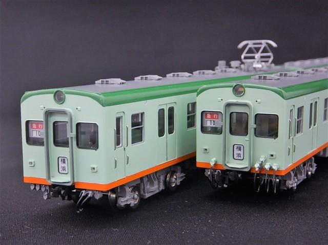 相鉄旧6000系 新塗装 4両Cセット
