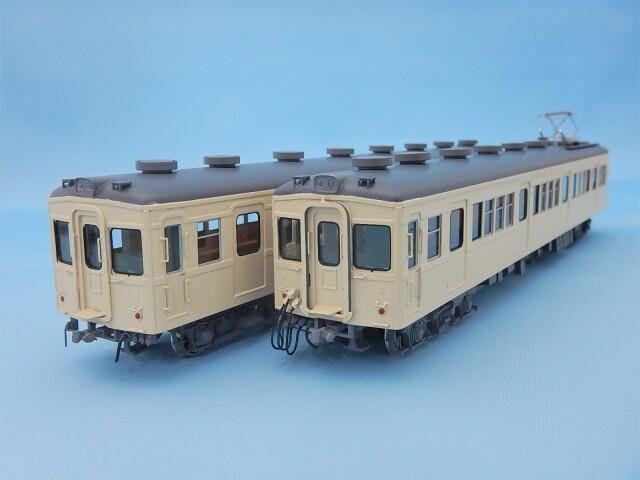 東武7300系 セイジクリーム 2両編成セット