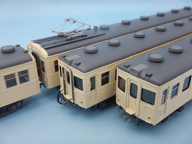 東武7300系 セイジクリーム 4両編成セット