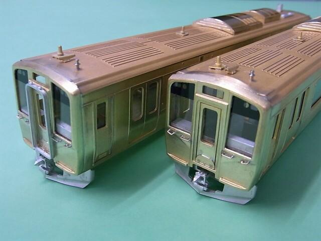 E129系タイプ 2両編成キット