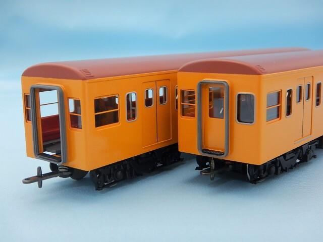 営団銀座線1500N形 B 2両セット