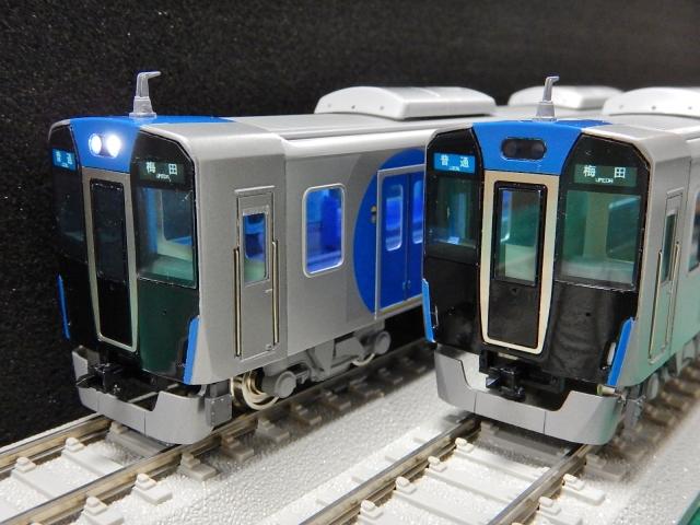 阪神5700系 4両編成セット