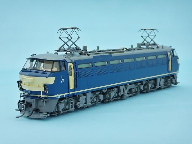 EF66(前期型・JR貨物新更新色・プレステージモデル)
