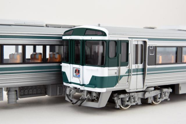 国鉄キハ185系 3両セット
