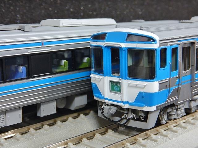 JR四国キハ185系 3両セット